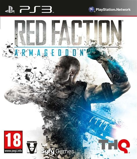 Red Faction: Armageddon б/у (рус)