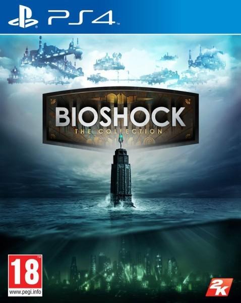 BioShock The Collection | Біошок Колекція PS4