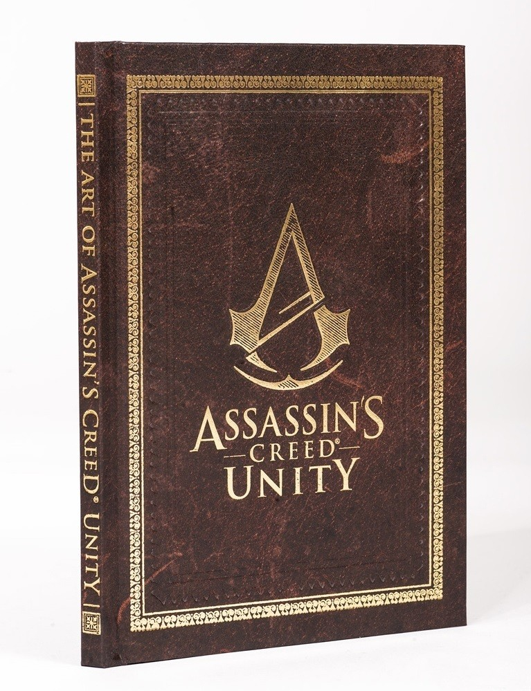 Aртбук Assassin's Creed Unity
