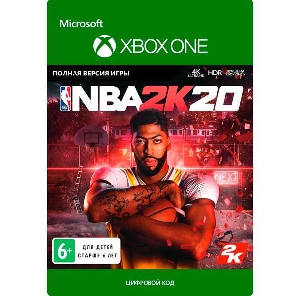 NBA 2K20 XONE (код)