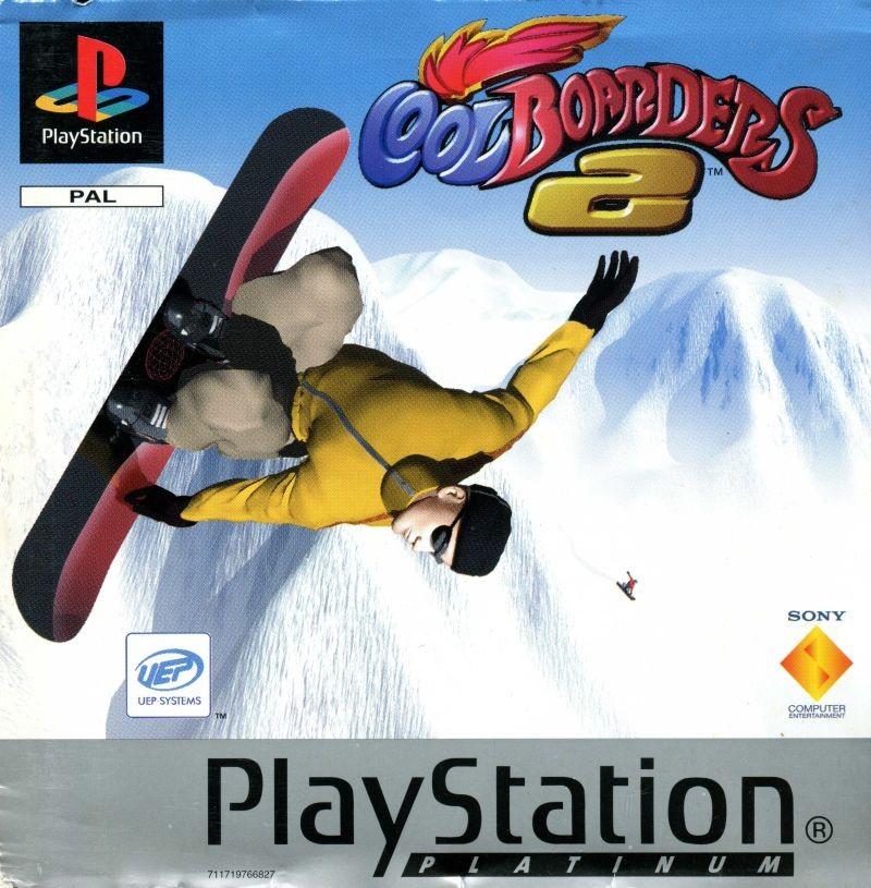 Cool Boarders 2 б/в PS1