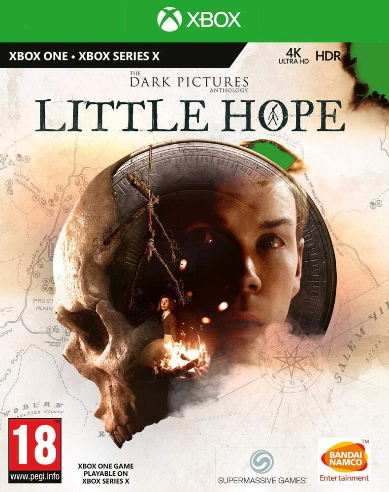 The Dark Pictures Anthology Little Hope XONE