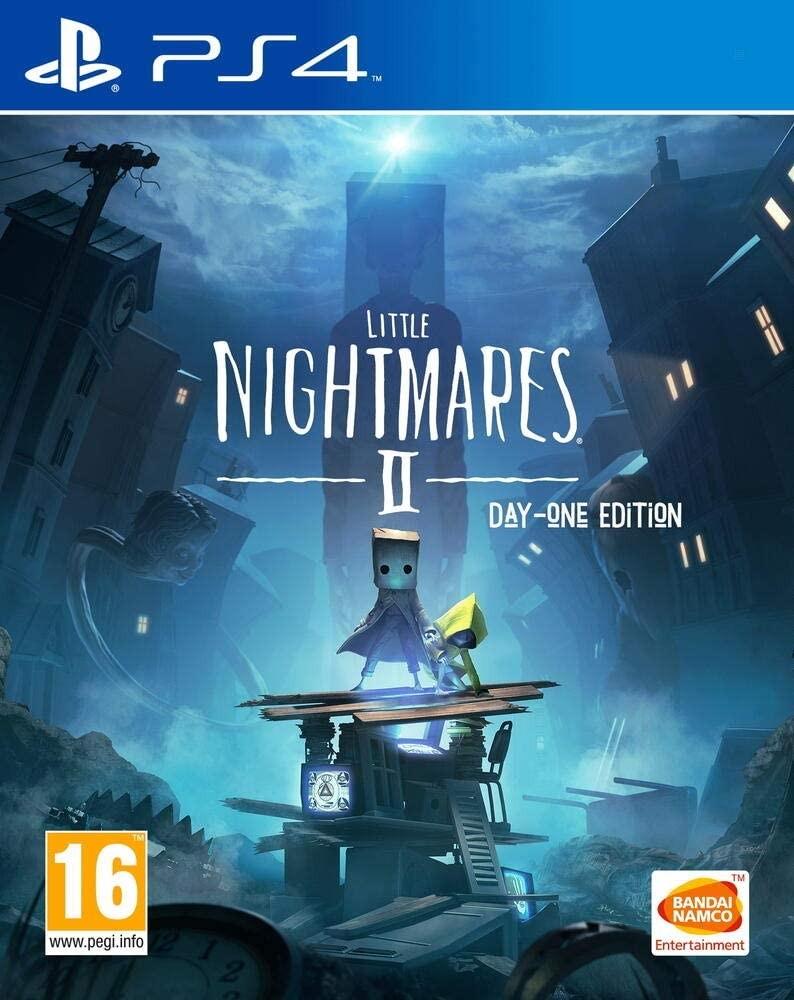 Little Nightmares 2 | Little Nightmares II PS4/PS5