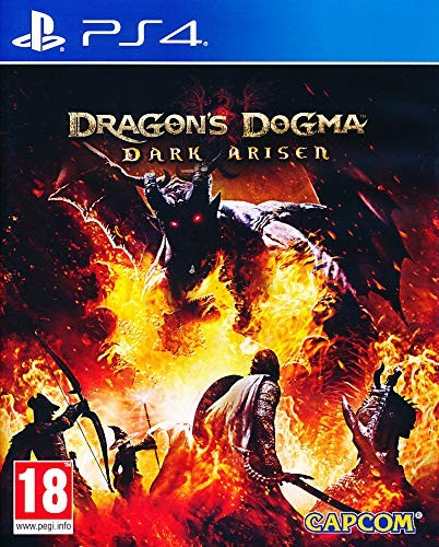 Dragon's Dogma: Dark Arisen б/у PS4