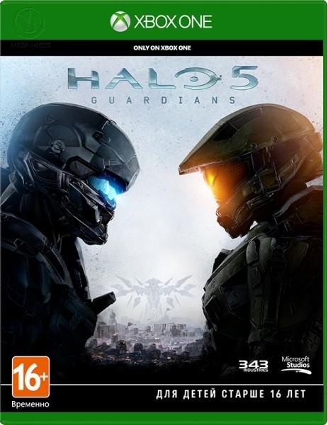 Halo 5: Guardians XONE