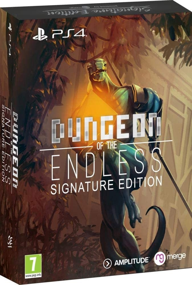 Dungeon of the Endless - Signature Edition SWITCH