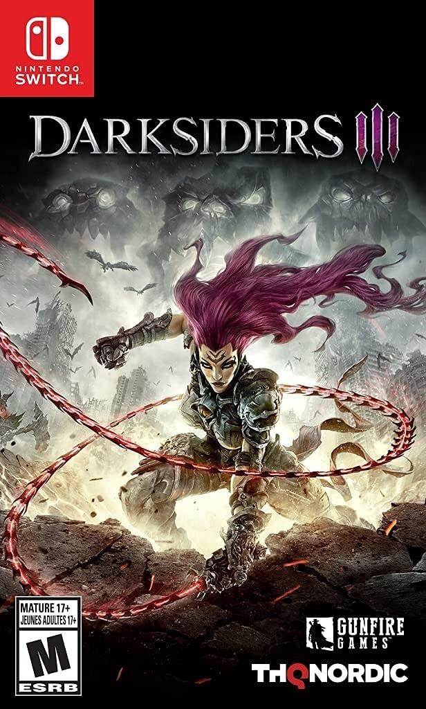 Darksiders III | Darksiders 3 SWITCH
