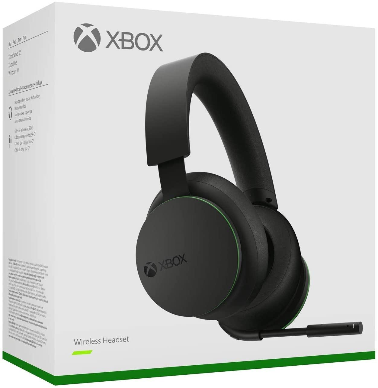 Бездротова гарнітура Xbox Wireless Headset for Xbox Series X|S, Xbox One and Windows 10