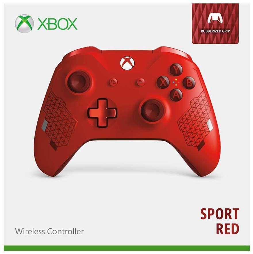 Бездротовий контролер/джойстик/геймпад Xbox – Sport Red особливої серії   XBOX ONE Wireless Controller Sport Red Special Edition (червоний)