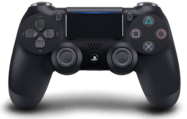 Бездротовий контролер/джойстик/геймпад DualShock 4 Wireless Controller Jet Black V2