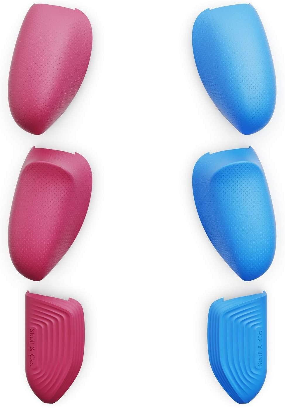 Змінні накладки-рукоятки Skull & Co. Interchangeable Lite Grip Set for GripCase Lite: Snap/Trigger/Plus Grips для SWITCH Lite Блакитний і Пурпурний Покемон