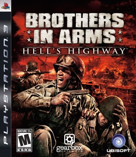 Brothers in Arms: Hell's Highway б/в PS3