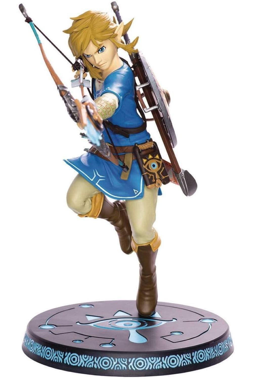 The Legend of Zelda Breath of the Wild Link PVC Фігурка