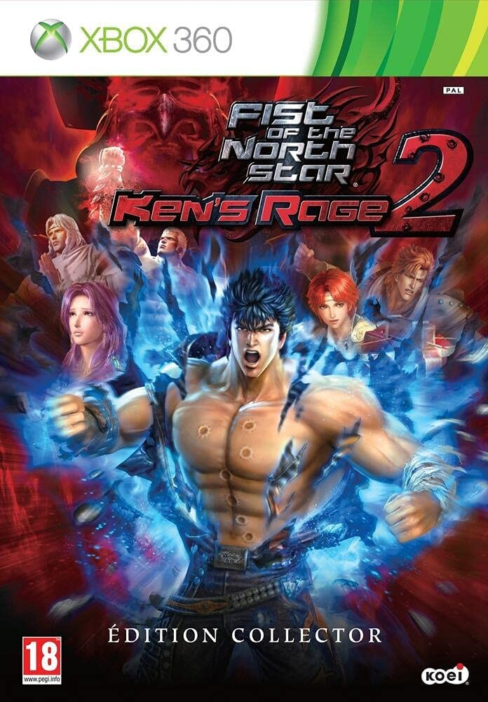 Fist of the North Star: Ken's Rage 2 Collector's Edition X360