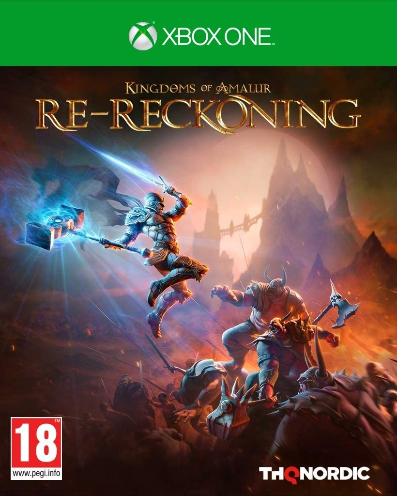 Kingdoms of Amalur Re-Reckoning XONE
