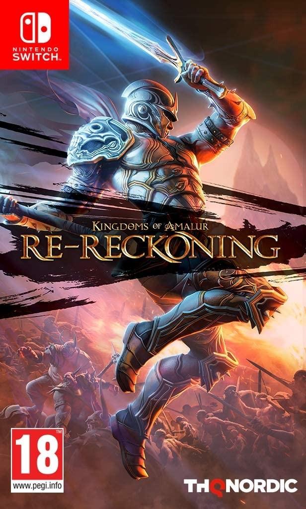 Kingdoms of Amalur Re-Reckoning SWITCH