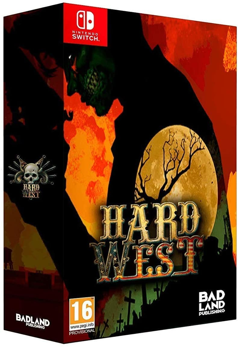 Hard West - Collector's Edition SWITCH