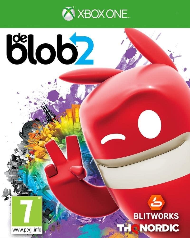 De Blob 2 б/у XONE