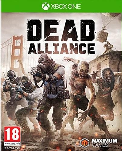 Dead Alliance б/в XONE