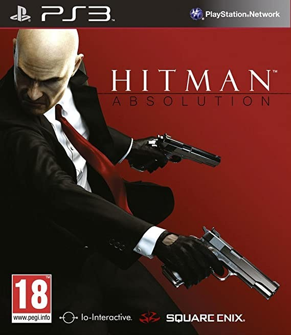 Hitman Absolution б/в PS3