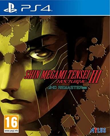 Shin Megami Tensei III Nocturne HD Remaster PS4
