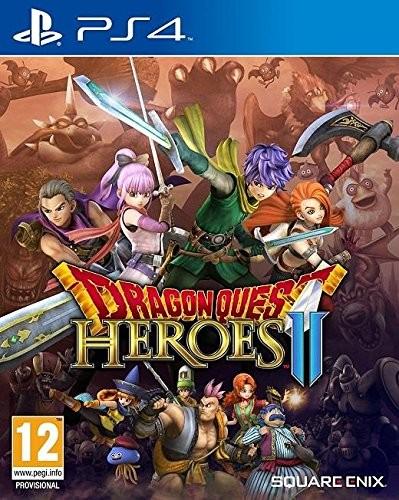 Dragon Quest Heroes II | Dragon Quest Heroes 2 PS4
