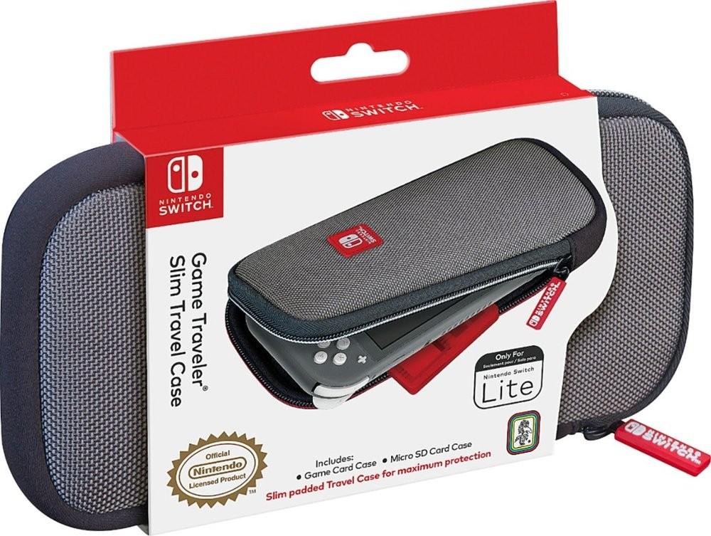 Защитный чехол Nintendo Switch Lite Game Traveler Slim Travel Case SWITCH