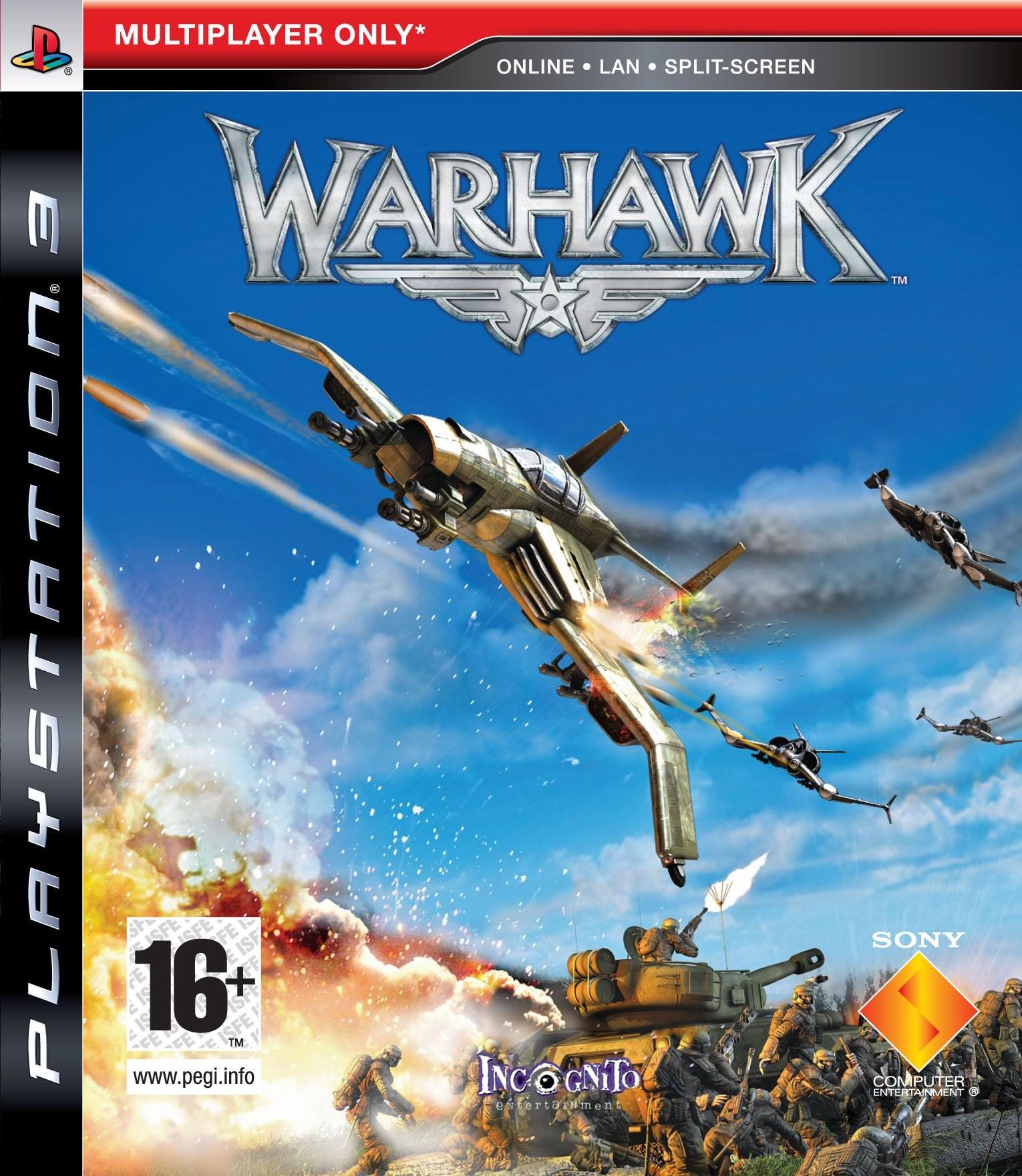 WarHawk б/у PS3