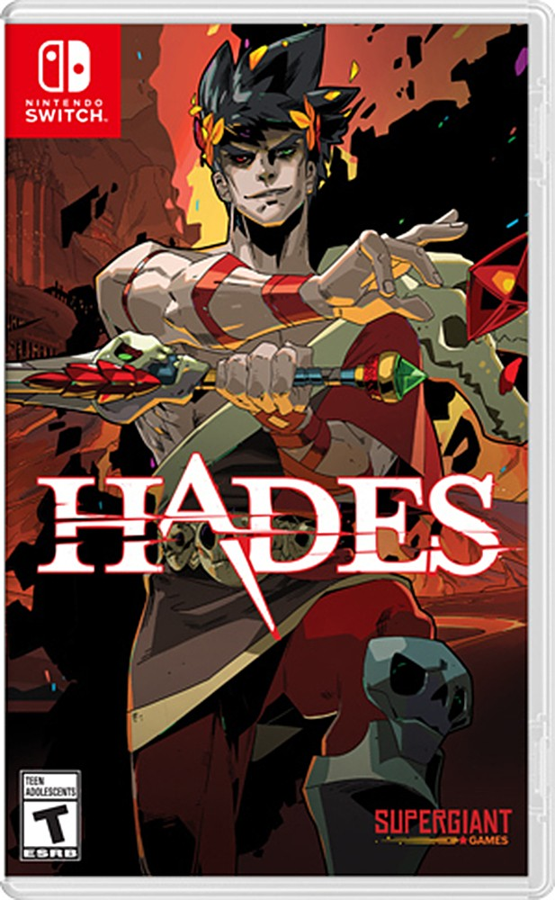 Hades SWITCH