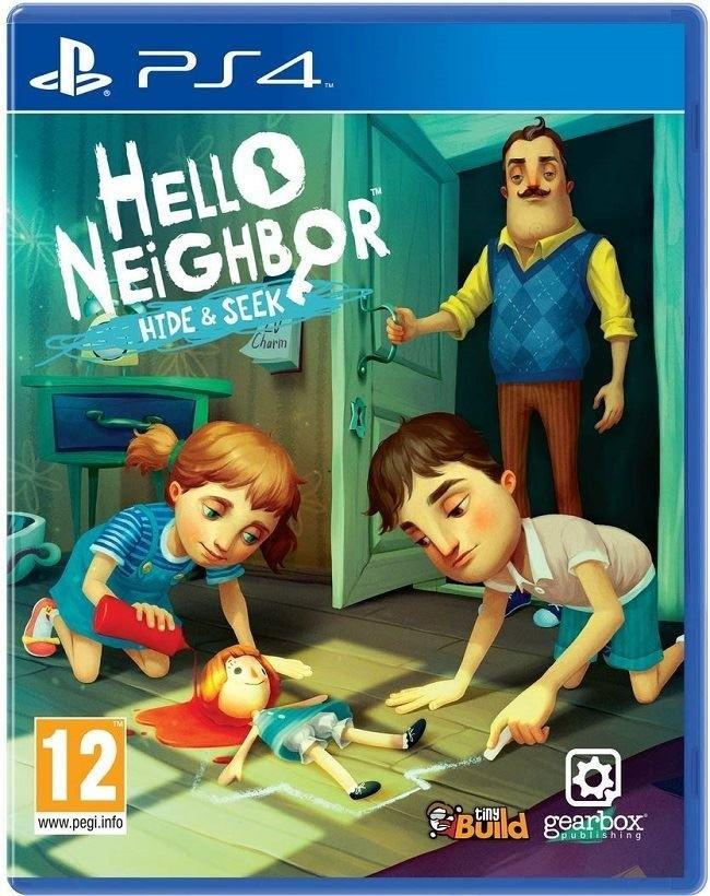 Hello Neighbor Hide and Seek б/у PS4