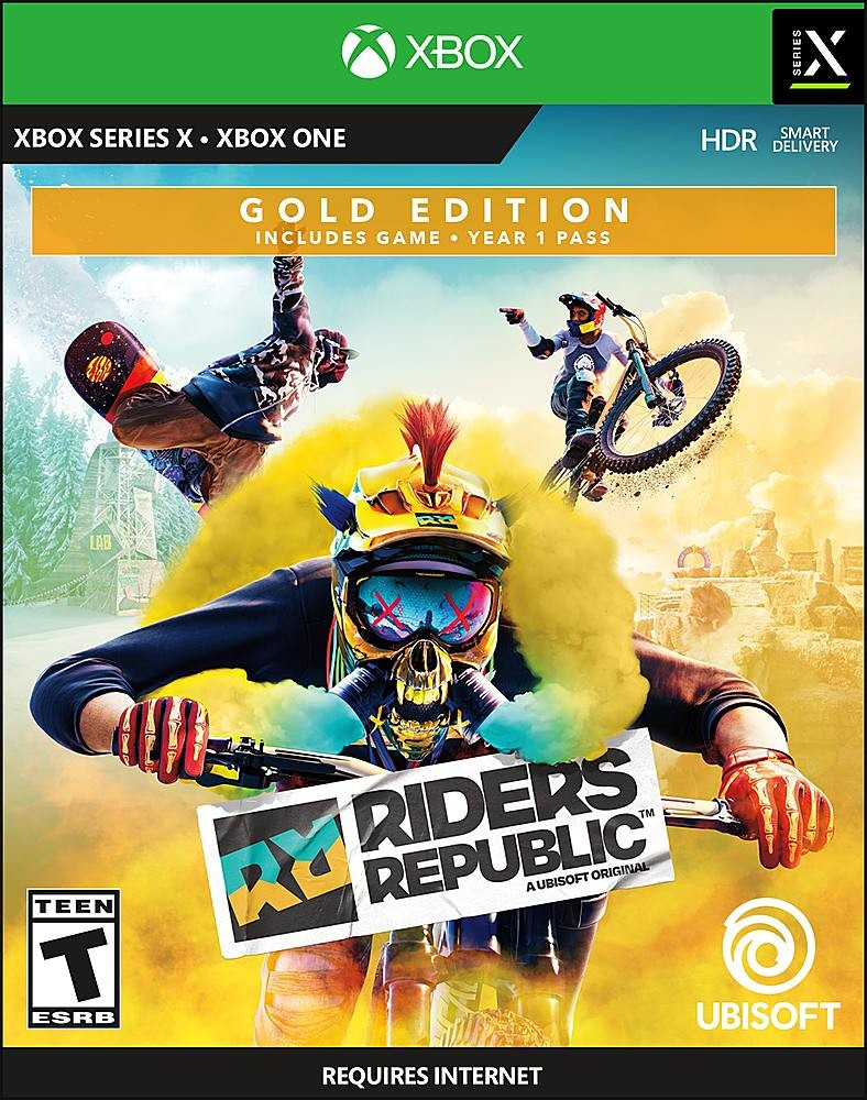 Riders Republic Gold Edition XONE/XSX