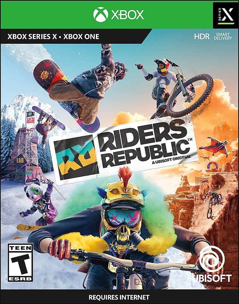 Riders Republic XONE/XSX