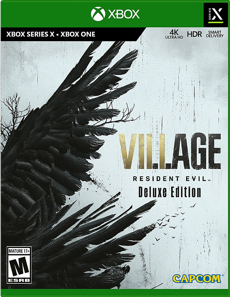 Resident Evil Village Deluxe Edition | RE8 Deluxe Edition XONE/XSX