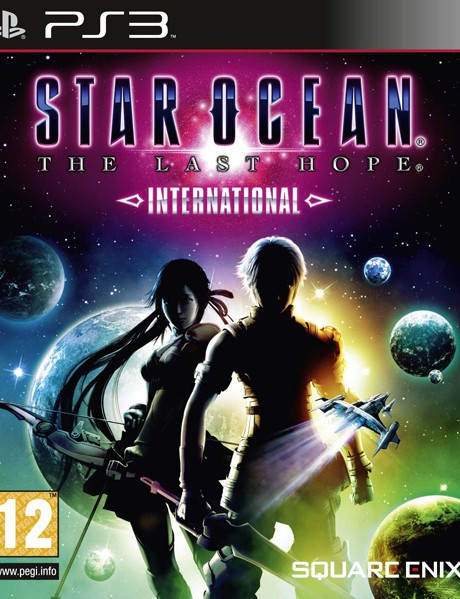 Star Ocean: The Last Hope International б/в PS3
