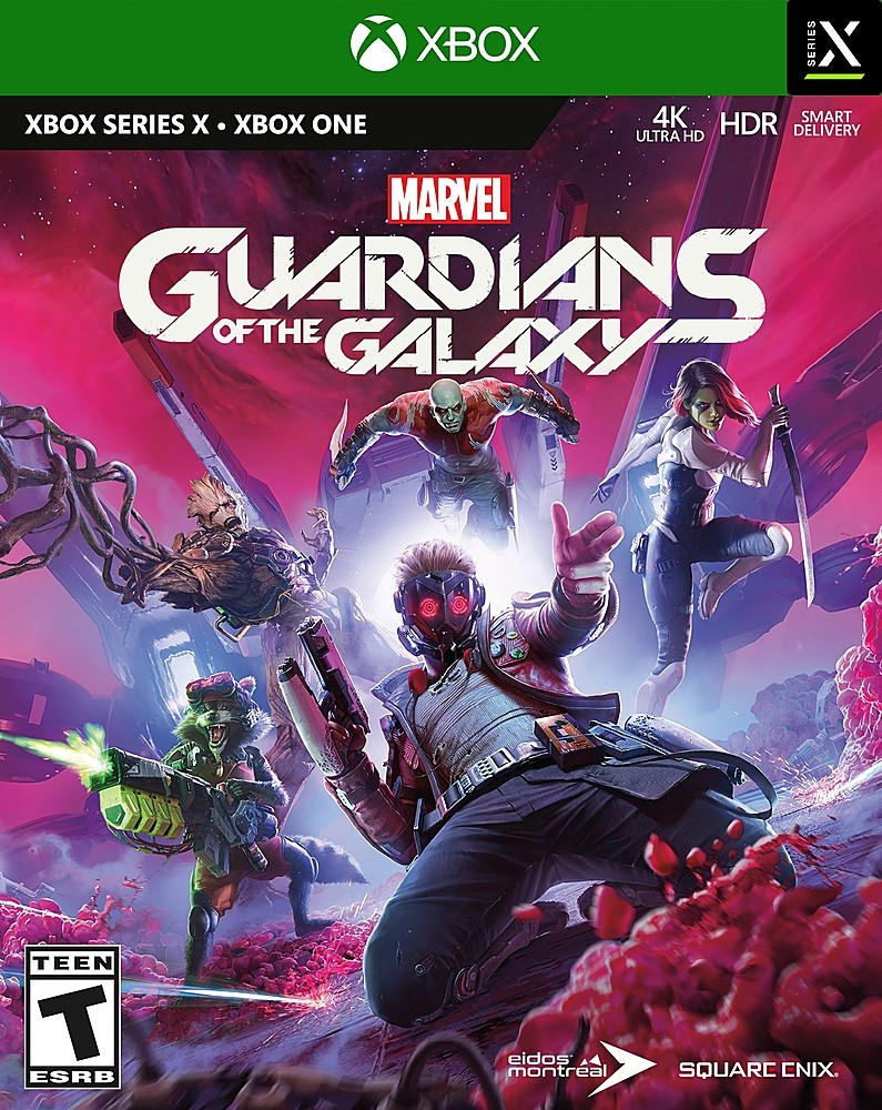Marvel's Guardians of the Galaxy XONE/XSX