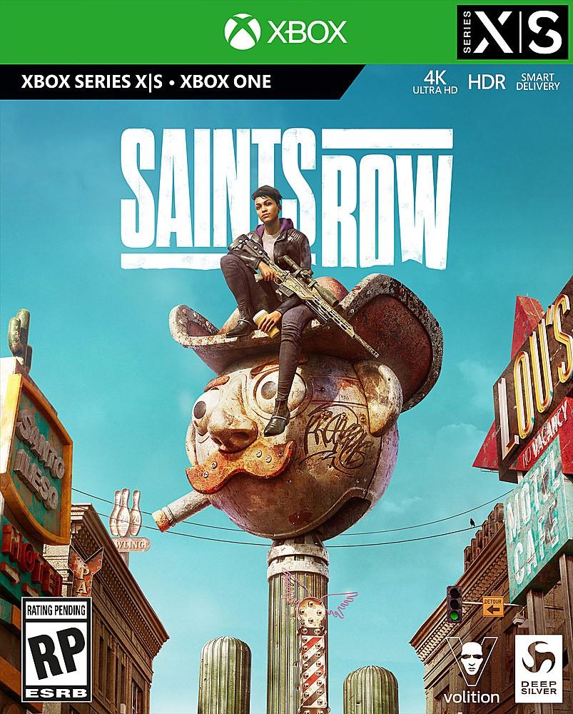 Saints Row XONE/XSX
