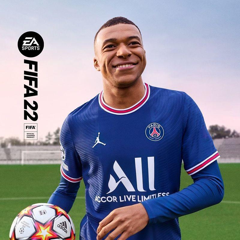 Прокат FIFA 22 от 7 дней PS5