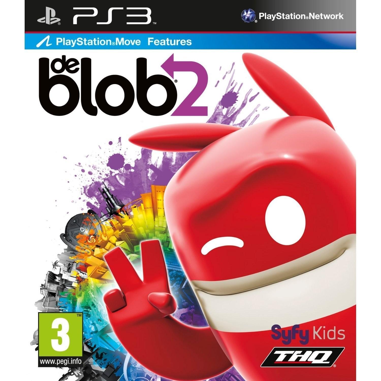 De Blob 2 б/в PS3