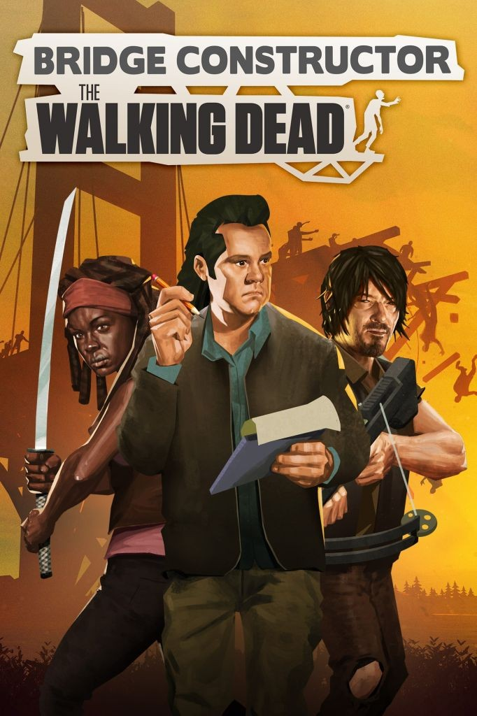 Bridge Constructor: The Walking Dead PC DIGITAL