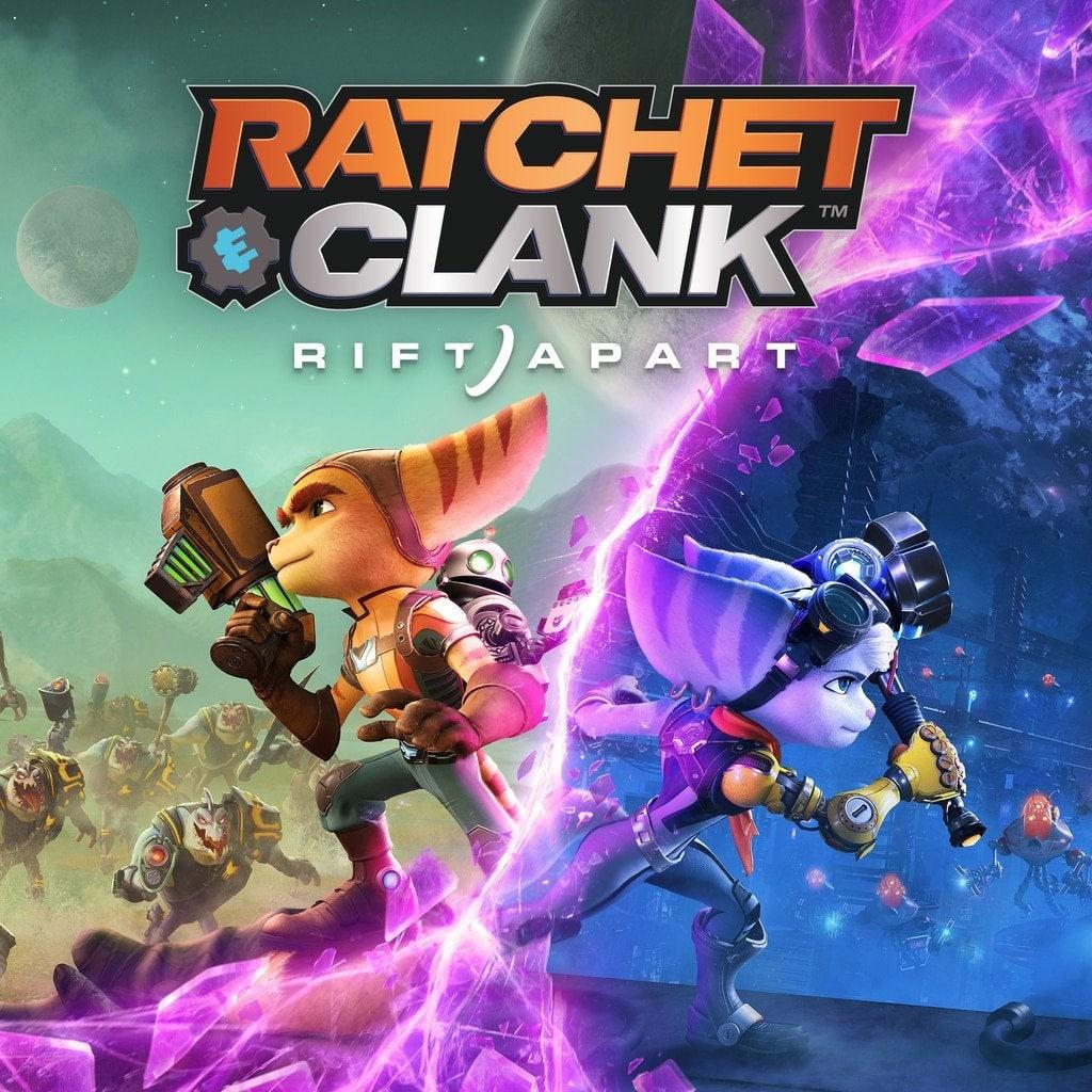 Прокат Ratchet & Clank Rift Apart | Ratchet & Clank Крізь Світи від 7 днів PS5