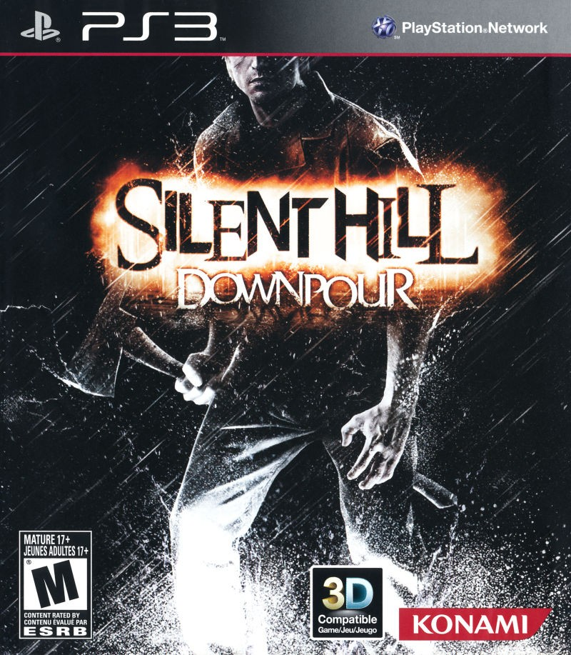 Silent Hill: Downpour б/у PS3