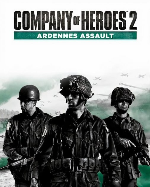 Company of Heroes 2: Ardennes Assault PC DIGITAL
