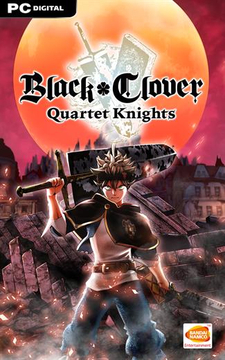 Black Clover: Quartet Knights PC DIGITAL