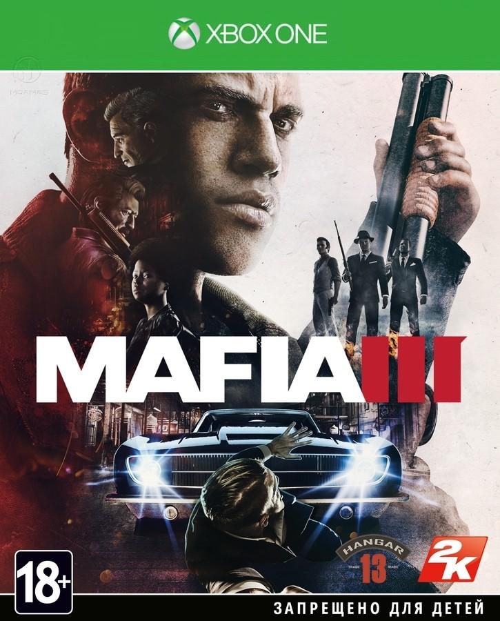 Mafia 3 | Mafia III XONE