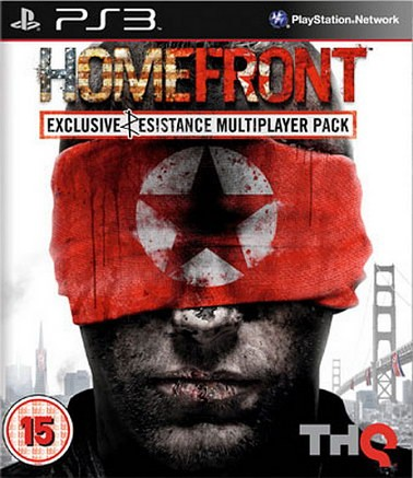 Homefront. Exclusive Resistance Multiplayer Pack б/в PS3