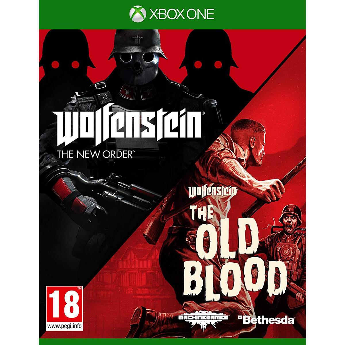 Wolfenstein: The New order+The Old Blood XONE