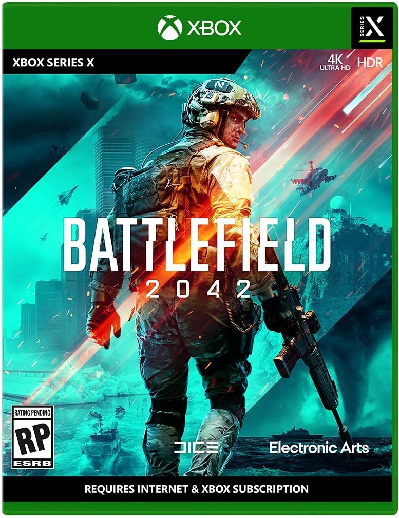 Battlefield 2042 XSX