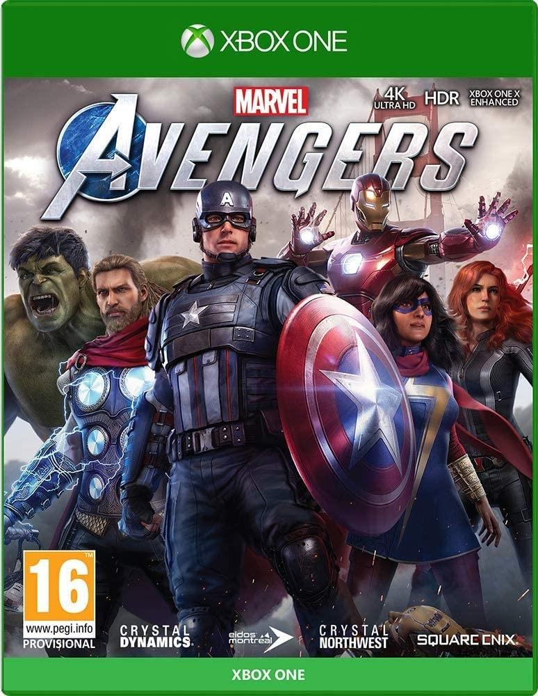 Месники Marvel | Marvel's Avengers XONE