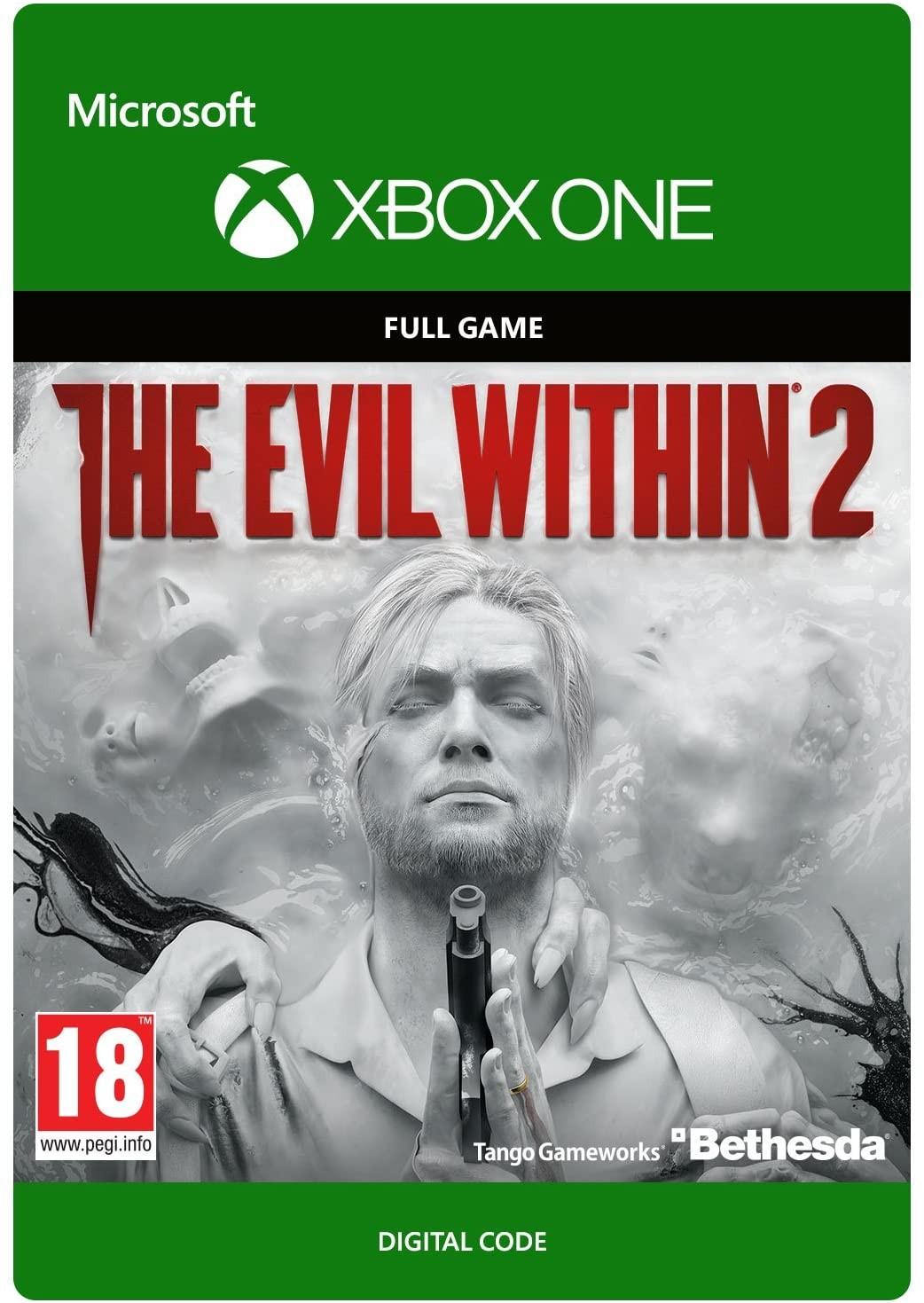 The Evil Within 2 (код) XONE