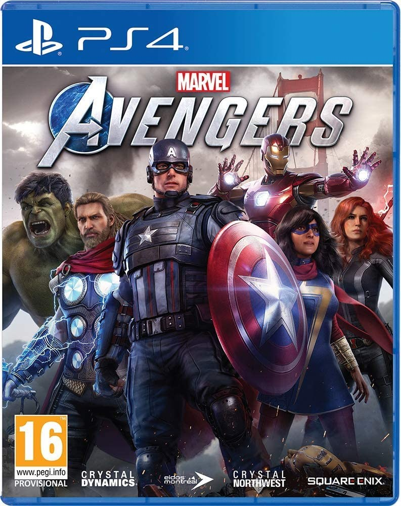 Месники Marvel | Marvel's Avengers PS4